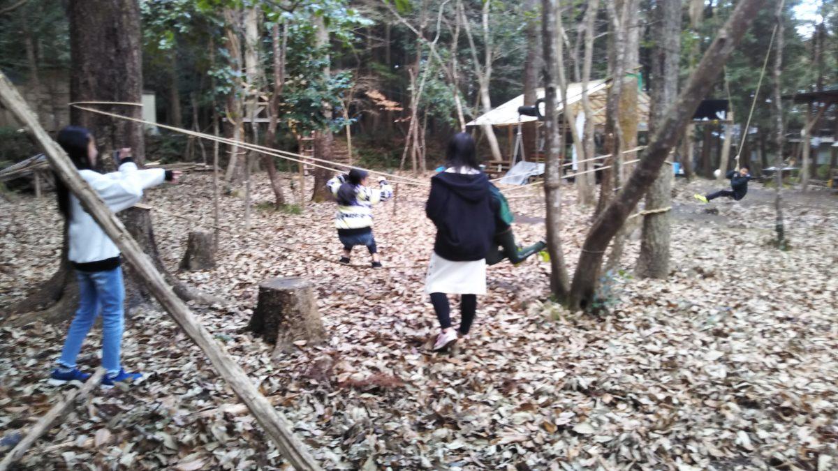 サバイバル小学生と今日の遊び
